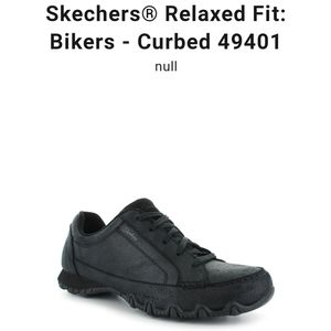 SKECHERS Relaxed Fit Bikers Curbed Sneaker